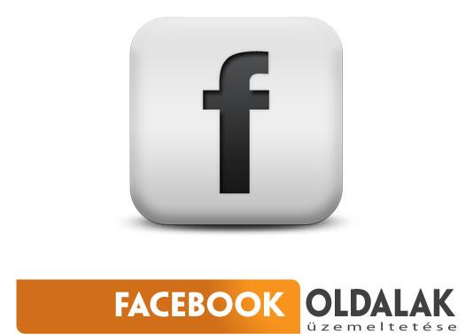 Facebook üzemeltetés
