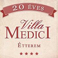 Villa Medici Hotel és Étterem